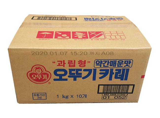오뚜기)카레약.매1kg*10-box