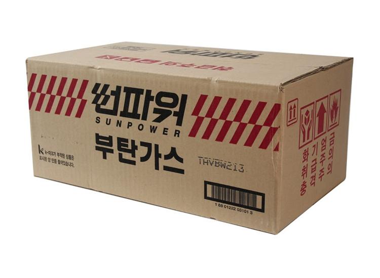 썬파워부탄가스*4*7-box