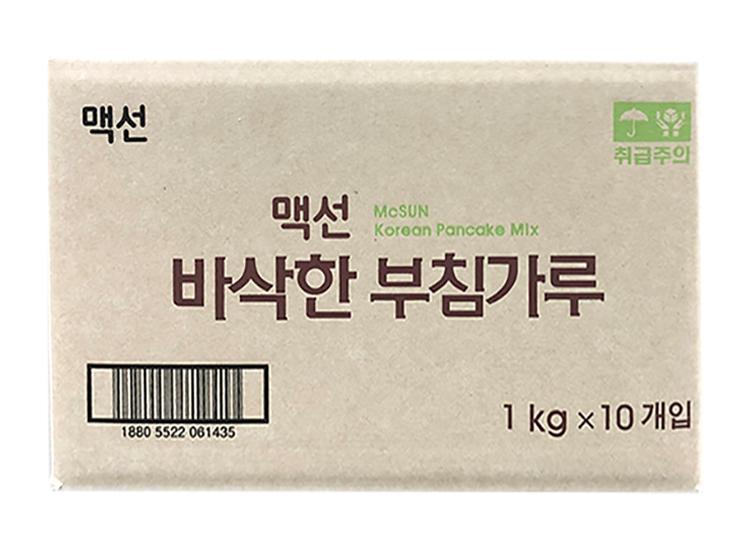 맥선)바삭한부침가루1kg*10-box