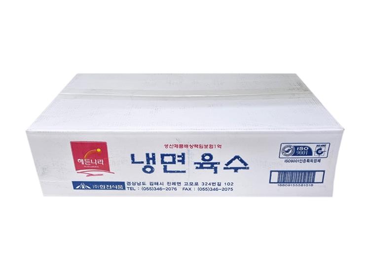 해든)합천냉면육수*30-box