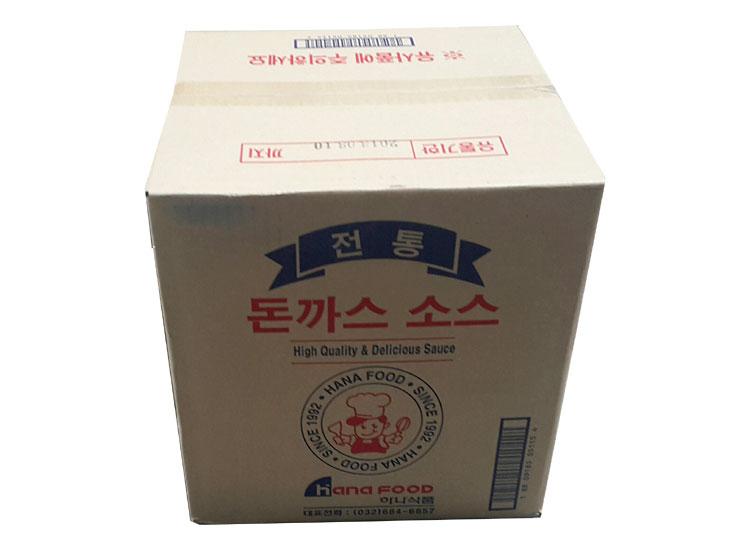 제스타)전통돈까스소스1.8L*9-box