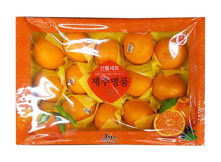 천혜향3kg/박스