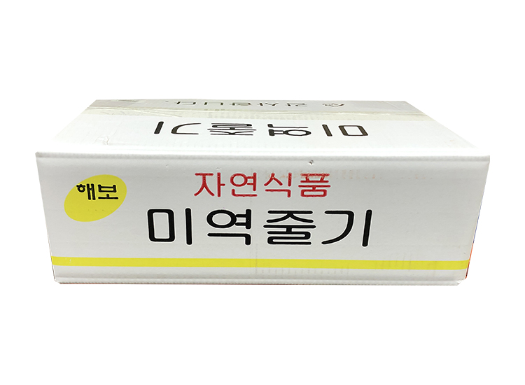 해청)염장미역줄기(상)-box
