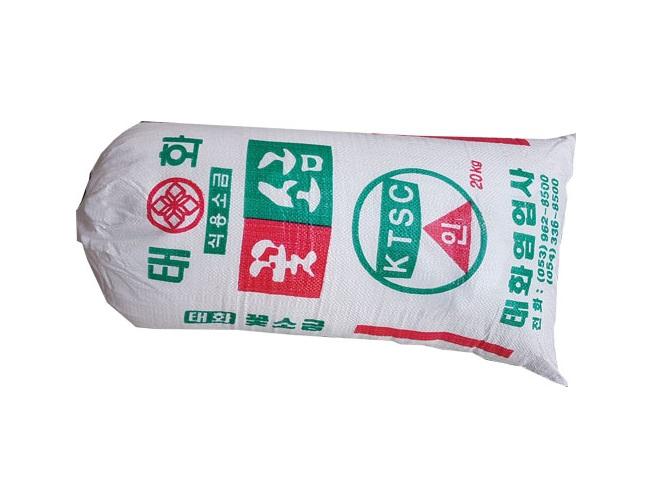 태화꽃소금20kg(수입)