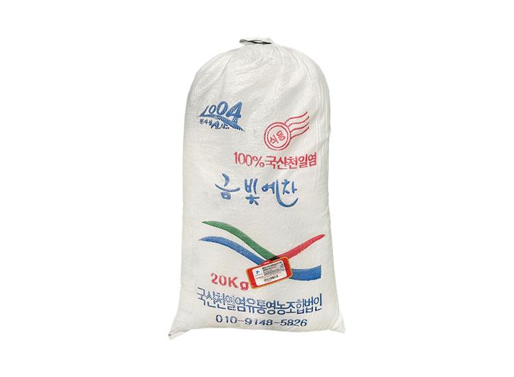 굵은소금(천일염)20kg-국산