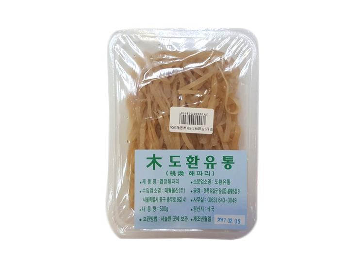 도환)무염해파리(실중량500g)