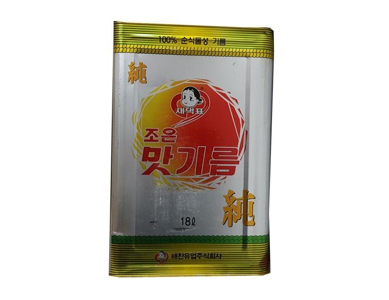 새댁표)맛기름18L