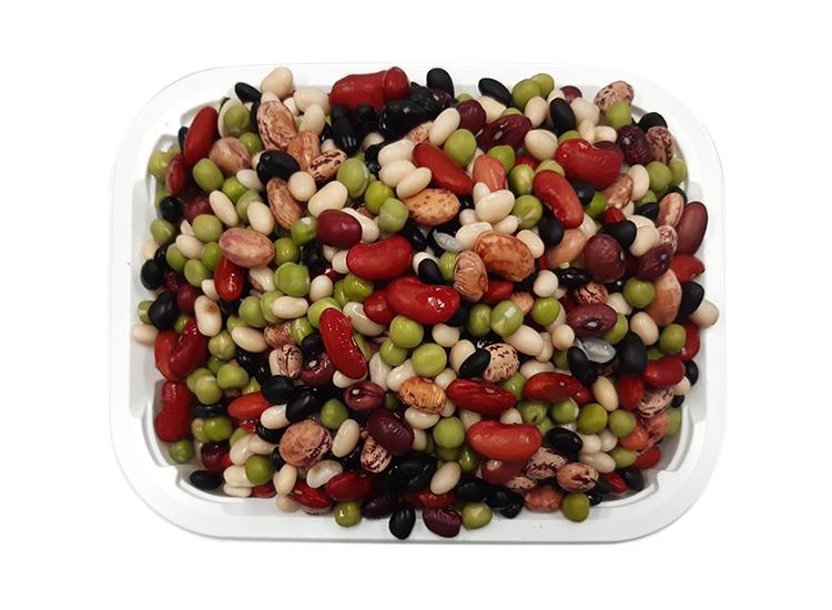 모듬콩1kg(완두,밤콩,양대,돈부,흰강낭콩,매화콩)-수