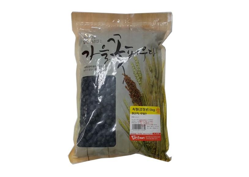 잡곡)속청(검정콩)1kg(국산)
