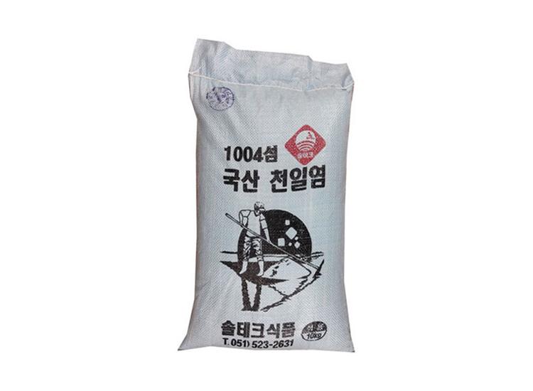 굵은소금(천일염)10kg-국산