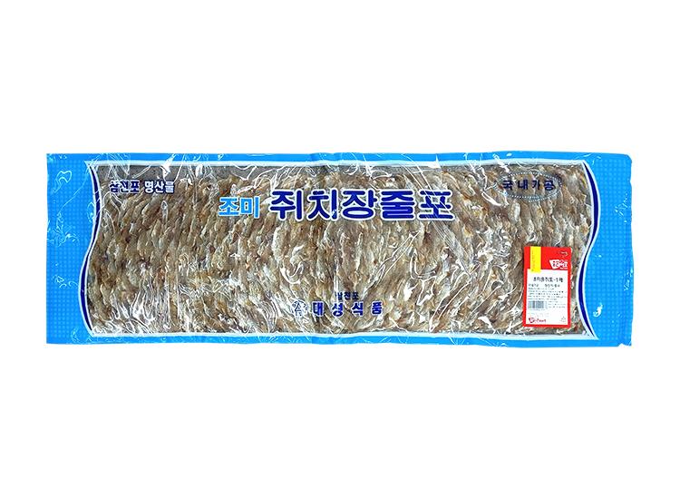 조미줄쥐포-1매(국내가공)