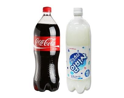 코카콜라1.5L+암바사1.5L