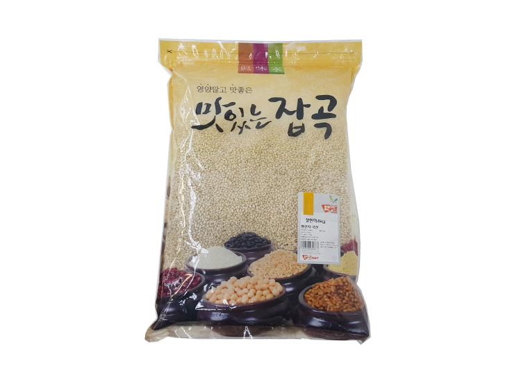 잡곡)찰현미4kg(국산)