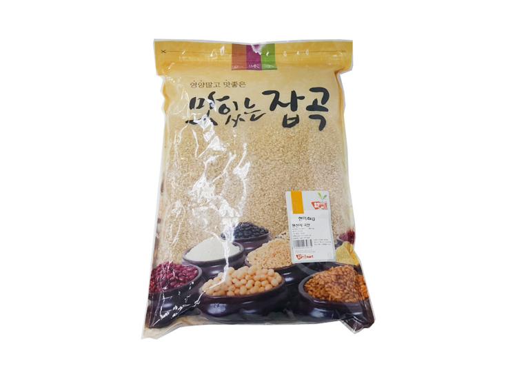 잡곡)현미4kg(국산)