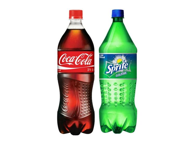 코카콜라1.5L+스프라이트1.5L