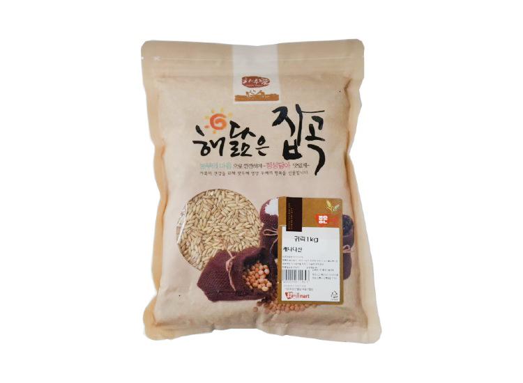 잡곡)귀리1kg