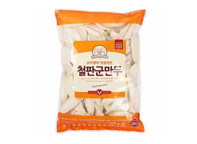 사조오양)남부철판군만두2.8kg*3