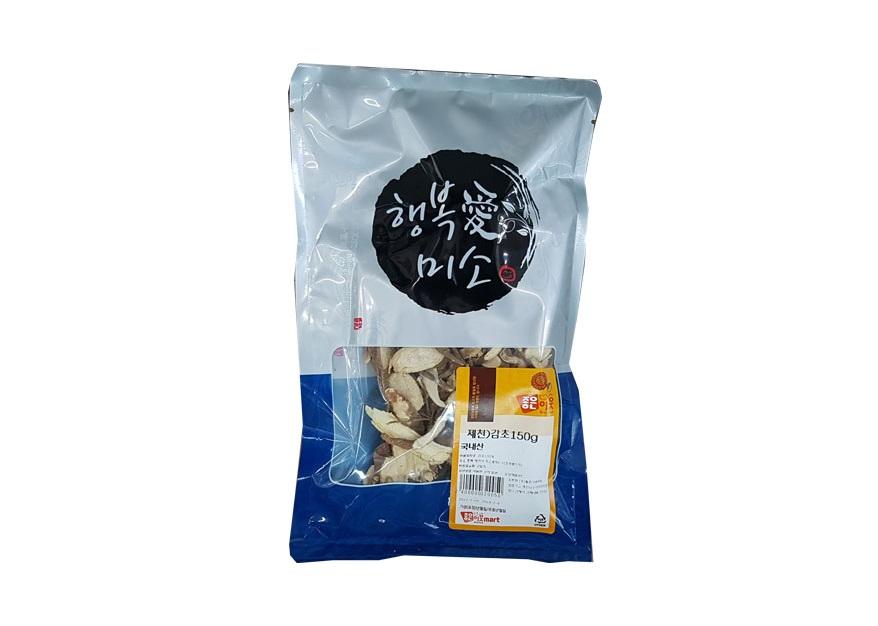 제천)감초150g(국내산)