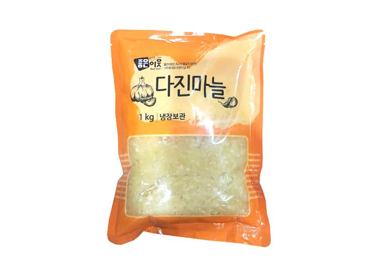 다진마늘1kg(수입)-특