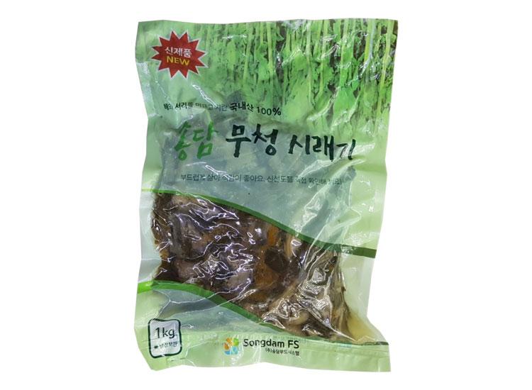 송담)무청시래기1kg