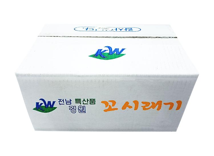 해청)염장꼬시래기4kg-특