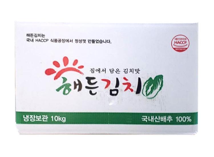 김치10kg(해든,국내산)