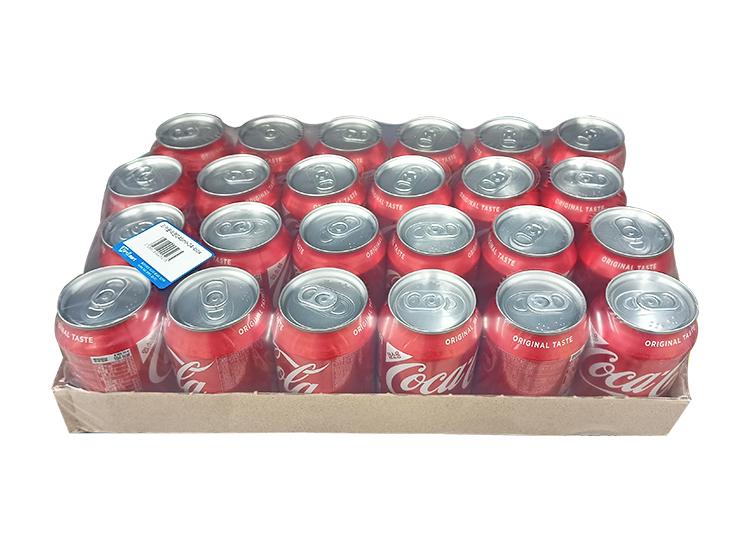 코카콜라캔245ml*24-box