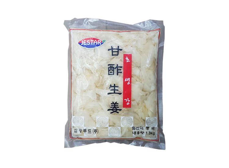 제스타)초생강1.3kg(흰색).