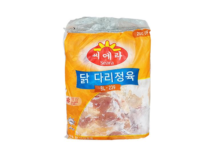 냉동닭다리정육(시에라)2kg(브라질).