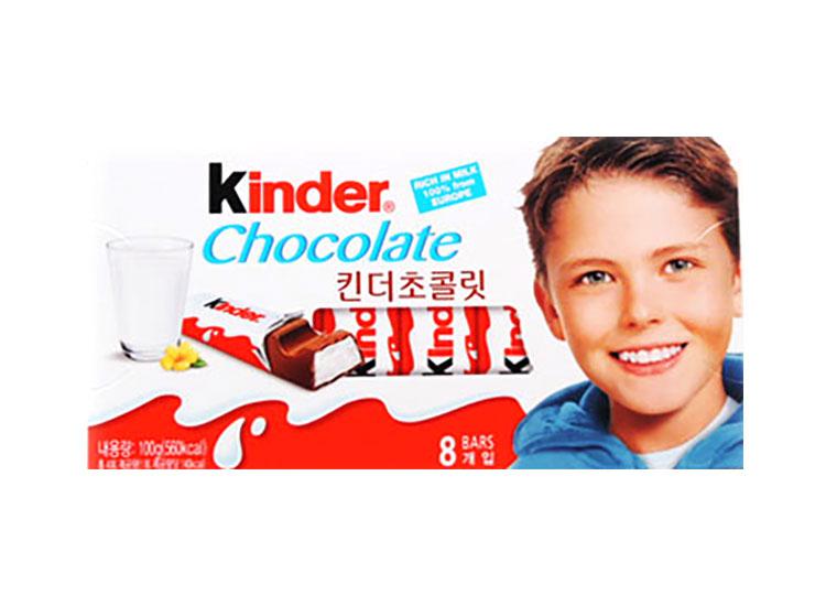 킨더초콜릿100g(8입)