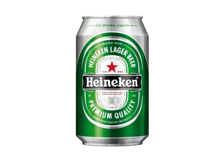 하이네켄330ml(캔)