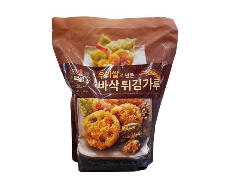 백설)통감자바삭부침가루1kg