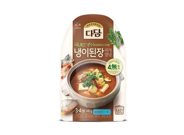백설)냉이된장찌게양념140g