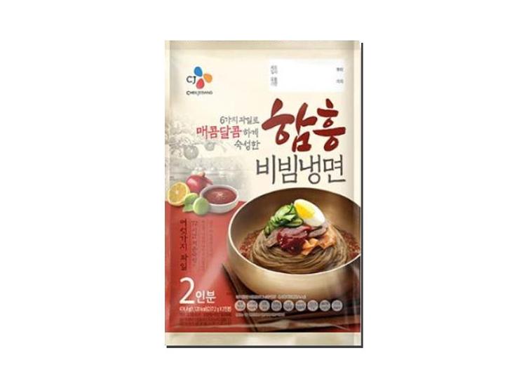 백설)함흥비빔냉면460g(2인)