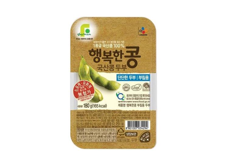 CJ)행복한콩국산콩부침용180g