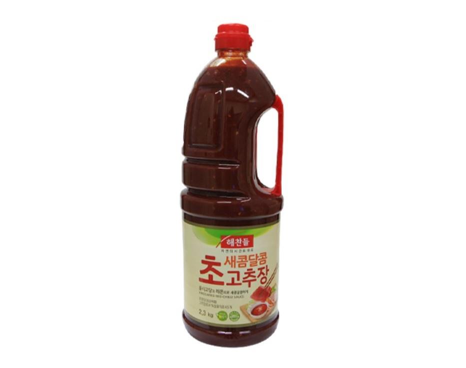 해찬들)새콤달콤초고추장2.3kg