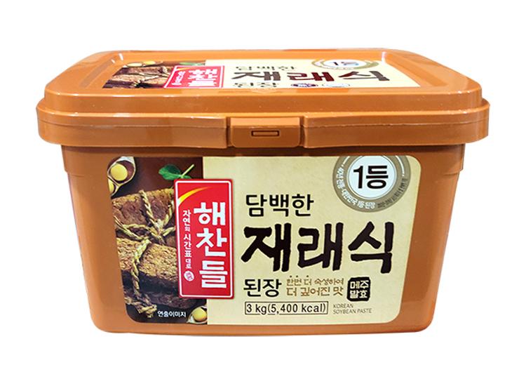 해)재래식된장3kg