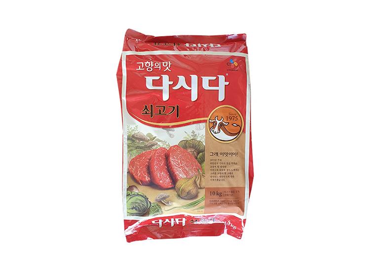 백설)쇠고기다시다10kg