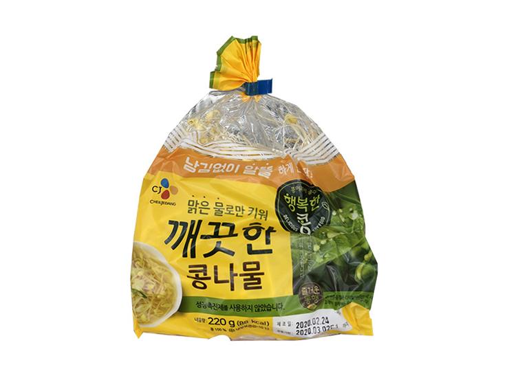 백설)맛있는콩콩나물220g