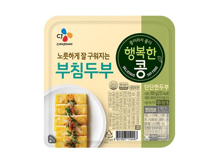 백설)행복한콩부침두부300g