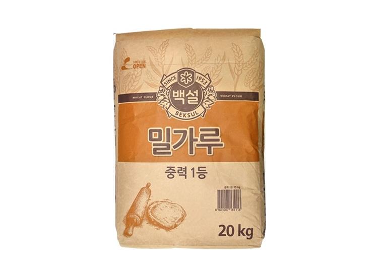 백설)중력1등20kg