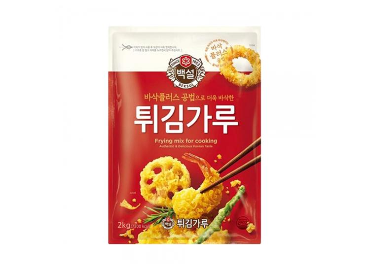 백설)튀김가루2kg