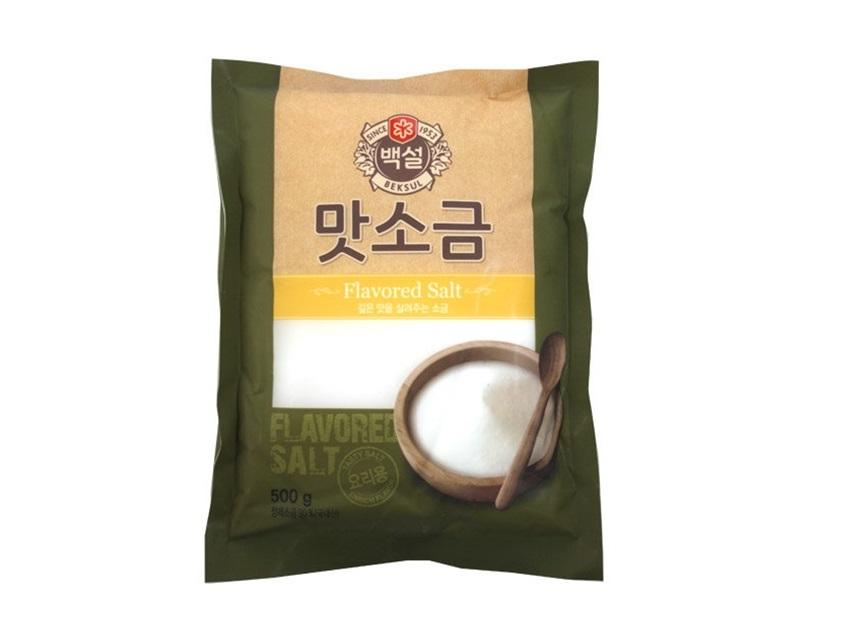 백설)맛소금500g