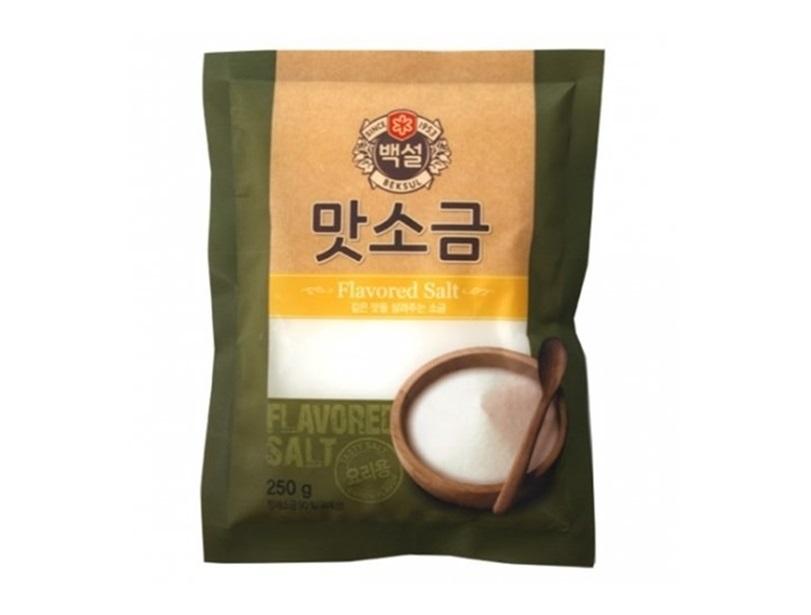 백설)맛소금250g