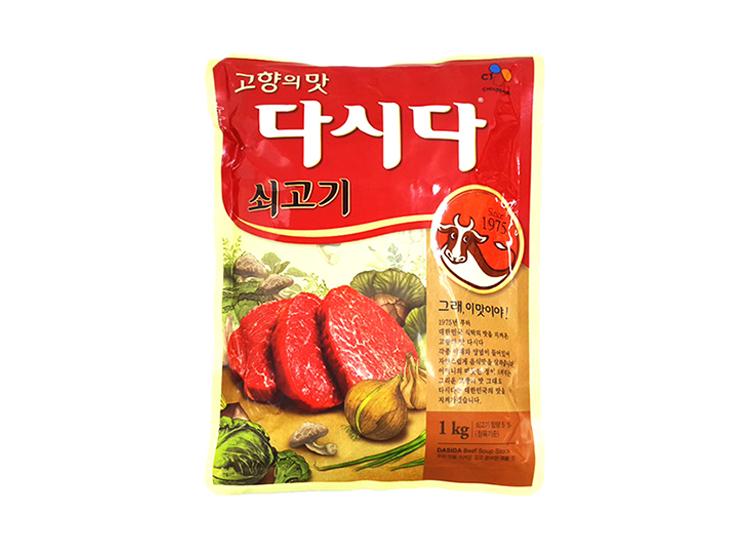 백설)쇠고기다시다1kg