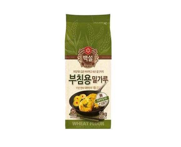 백설)부침용밀가루1kg