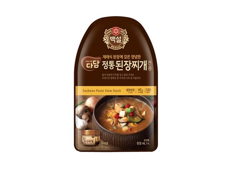 백설)정통된장찌개140g