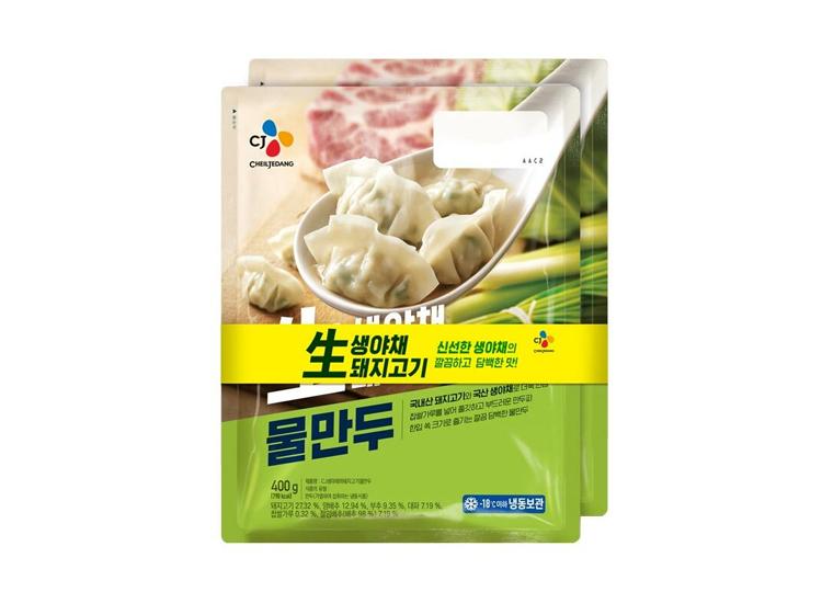 CJ)돼지고기물만두350g*2