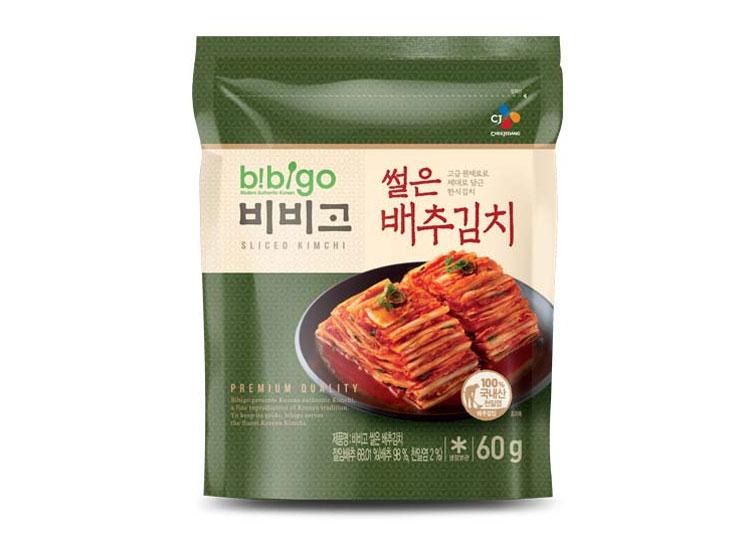 백설)비비고썰은배추김치60g