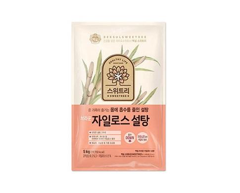 백설)브라운자일로스설탕5kg